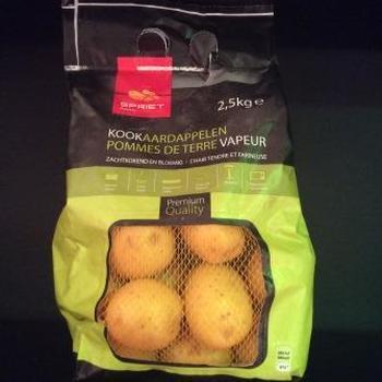Kookaardappelen 2,5kg