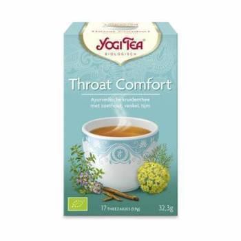 Yogi tea Throatcomfort