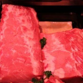 varkensgebraad rug (1kg)