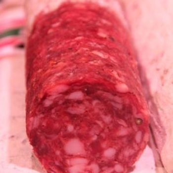 Italiaanse salami (per 100 gr)