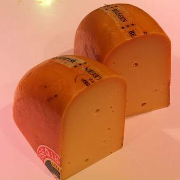Belegen kaas (100g)