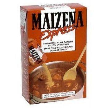 Maizena express bruin