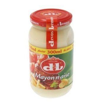 Mayonaise Devos-Lemmes cirtroen 300 ml