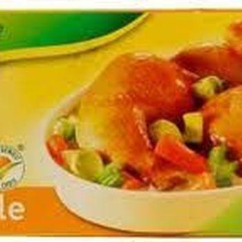 Kippenbouillon Knorr tablet