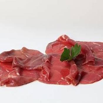 Carpaccio gesneden (100g)
