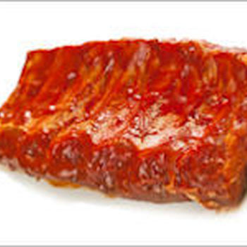Gemarineerde spare ribs (500g)